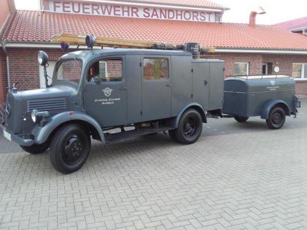 Oldtimergruppe | Feuerwehr Aurich - Sandhorst