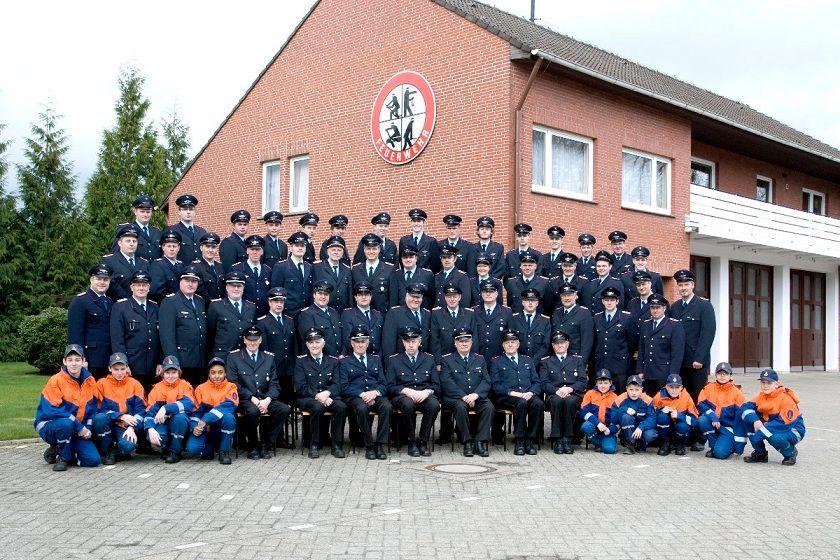 Einsatzabteilung | Feuerwehr Aurich - Sandhorst