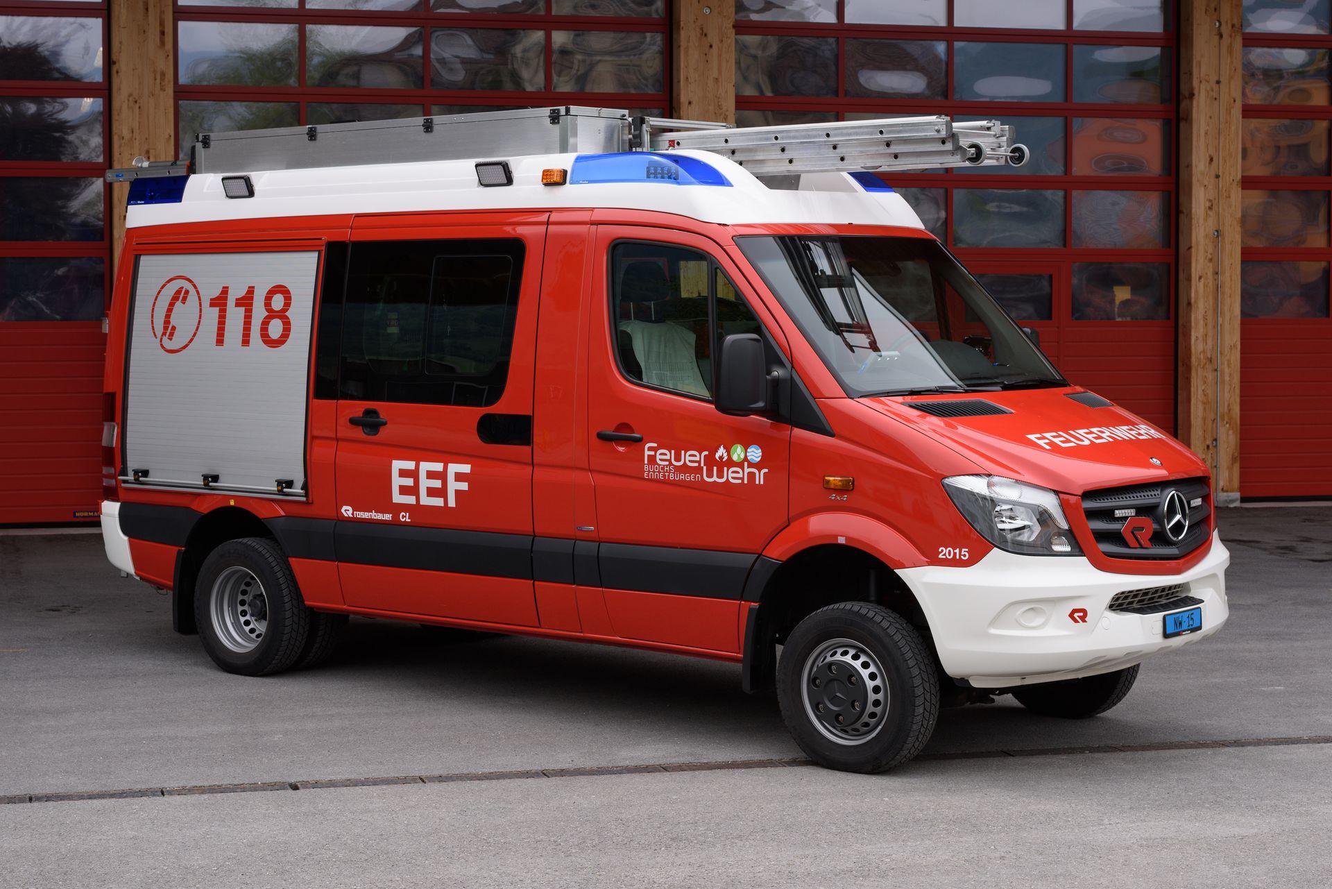 Ersteinsatzfahrzeug EEF