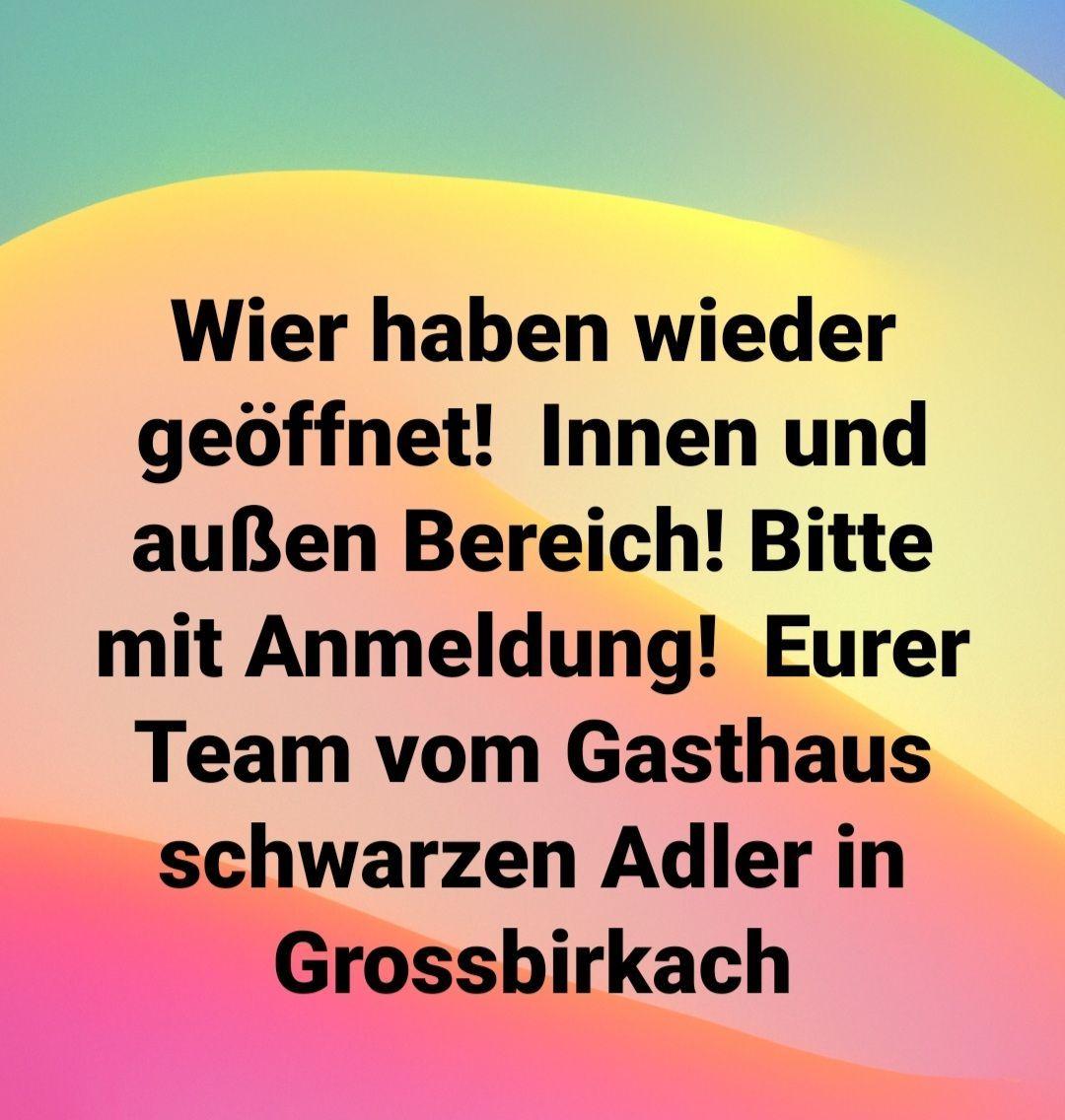 Herzlich Willkommen! | Gasthof Schwarzer Adler