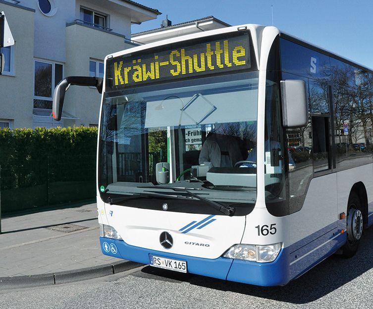 Öffentliche Verkehrsmittel - Anfahrt
