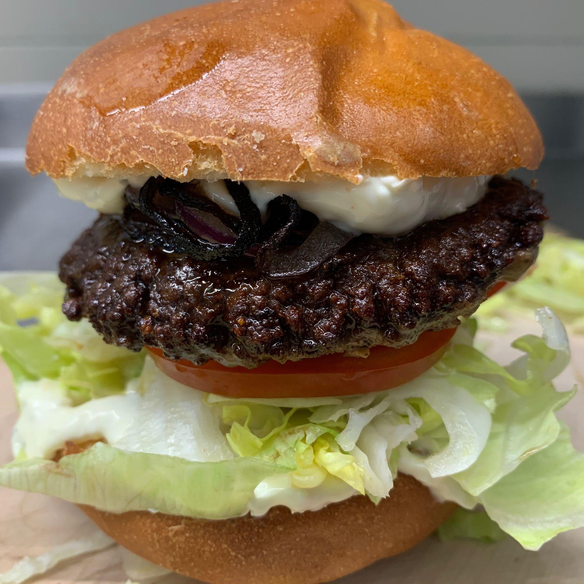 Burger, Ribs und mehr. - Bestellen