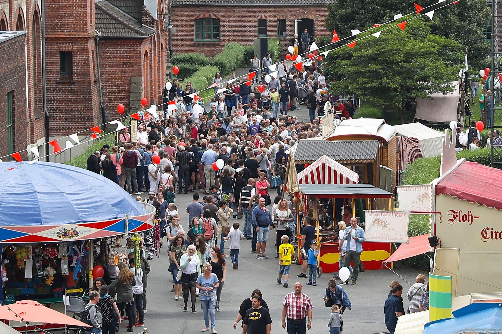 Once upon a time - Festival der Jahrmarktkultur