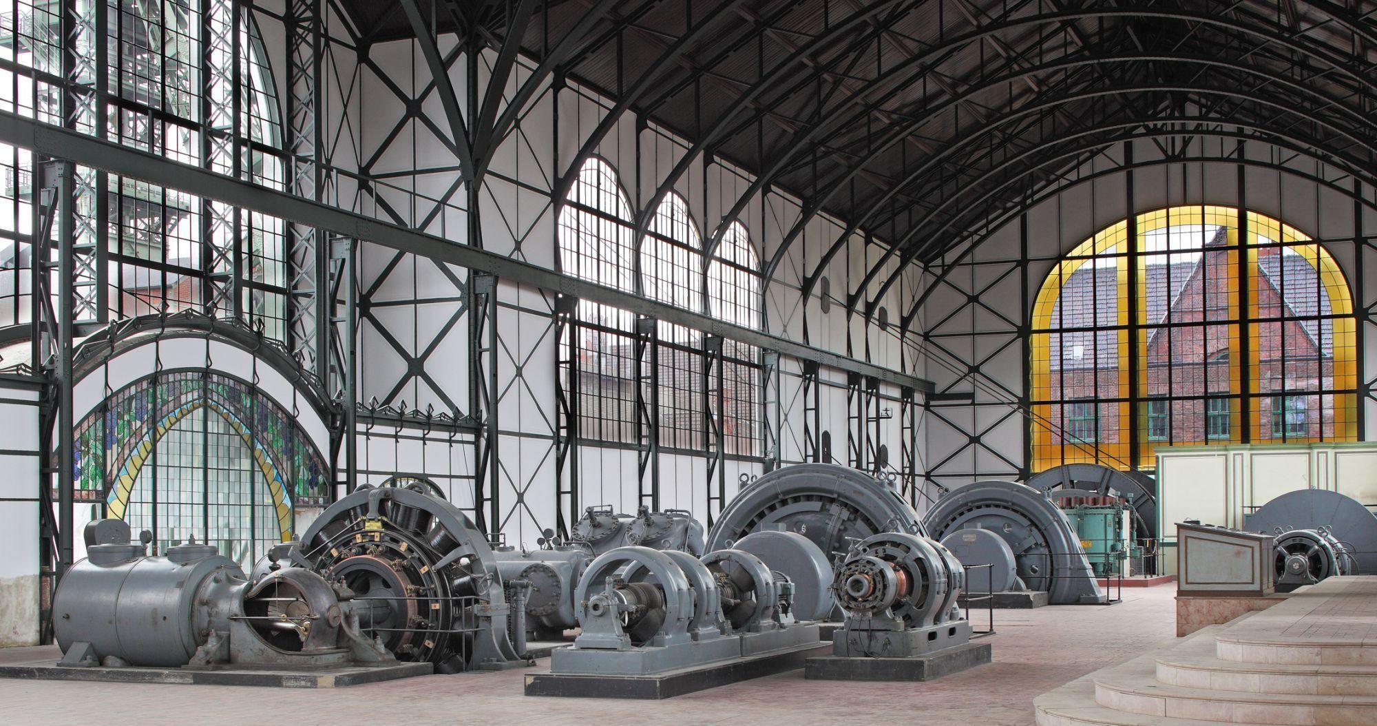 LWL-Industriemuseum Areal