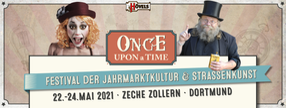 Eis | Once upon a time - Festival der Jahrmarktkultur und Strassenkunst