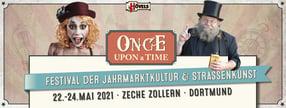 Once upon a time - Festival der Jahrmarktkultur und Strassenkunst