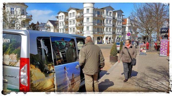 Tour Rügen - Usedom - Insel Usedom & Polen