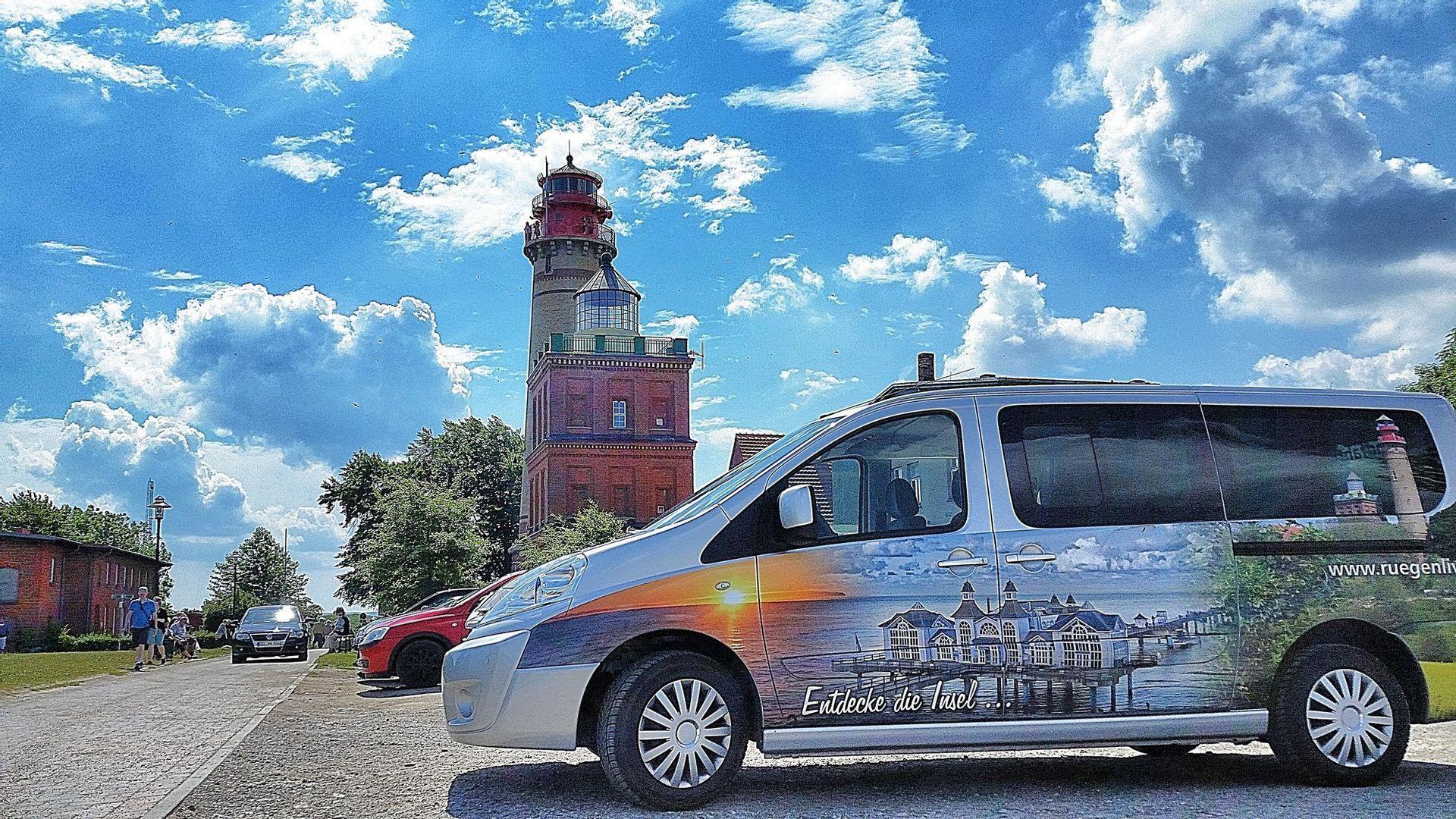 Große Inseltour - Rügen an einem Tag entdecken