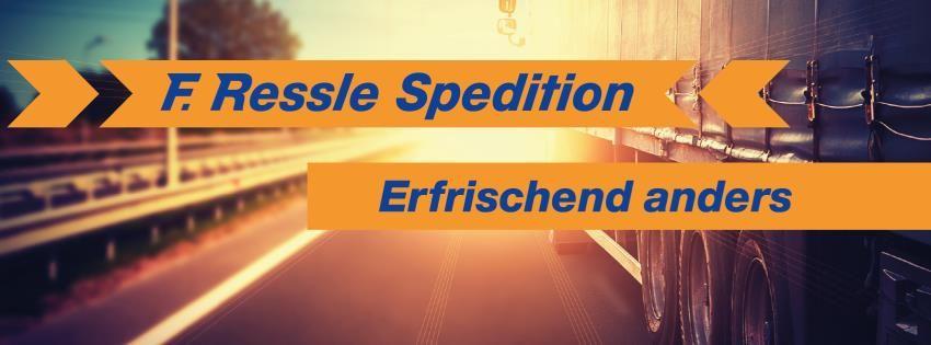 Leistungen | F. Ressle Spedition GmbH & Co. KG