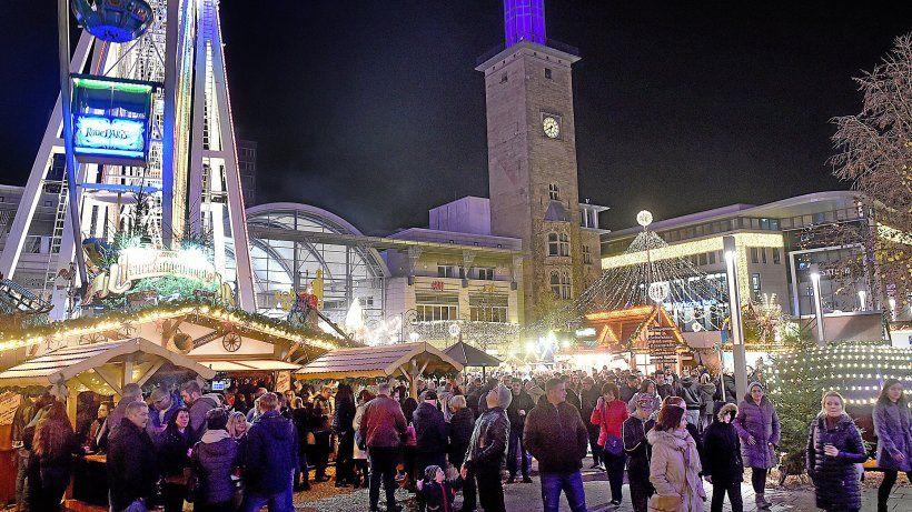 Aktuell | Hagener Weihnachtsmarkt