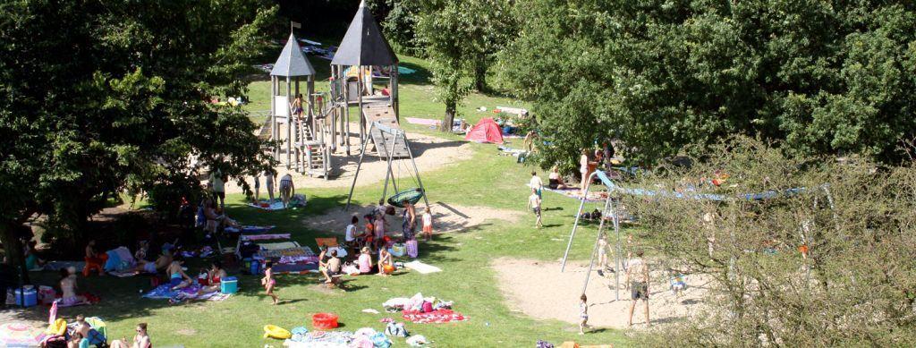 Außenspielplatz - Der Außenspielplatz | AquAHAUS
