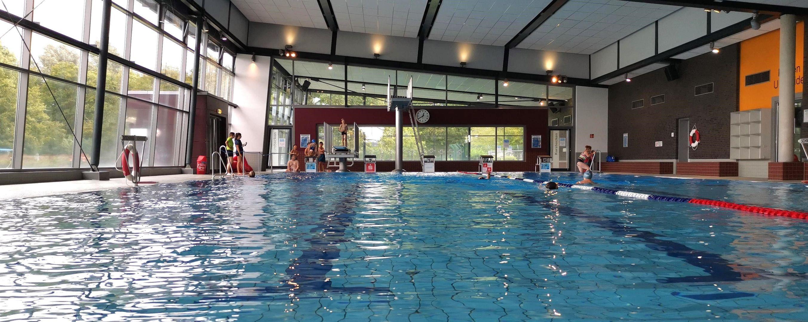 Sportbecken (Mehrzweckbecken) | AquAHAUS