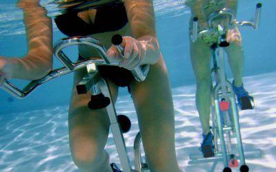 Übersicht Aquafitness Kurse & Kinderschwimmkurse