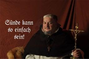 Termine | Bruder Ignatius - der Ablasshändler