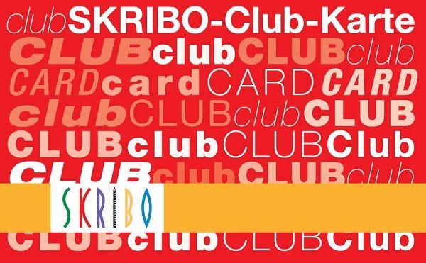 Mach mit: SKRIBO-Club | SKRIBO
