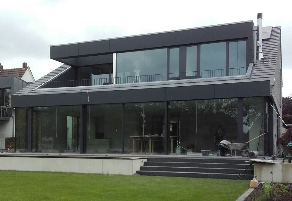 Privatkunden / Wohnungsbau | DAUME Dach + Fassade