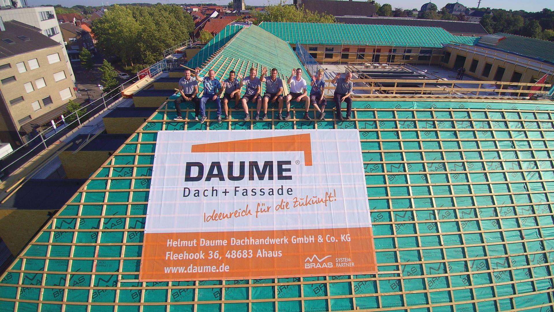 DrohnenCheck | DAUME Dach + Fassade
