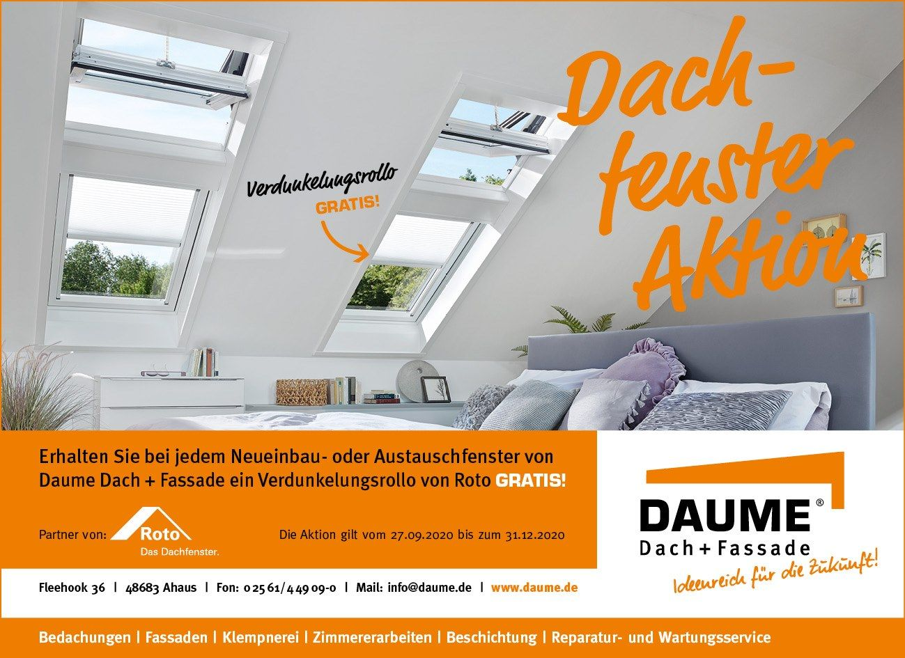 Aktuell   Helmut Daume Dach + Fassade