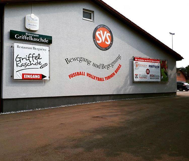 Unsere Spielstätte | SV Steinwenden