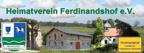 Aktuell | Heimatverein Ferdinandshof e.V.
