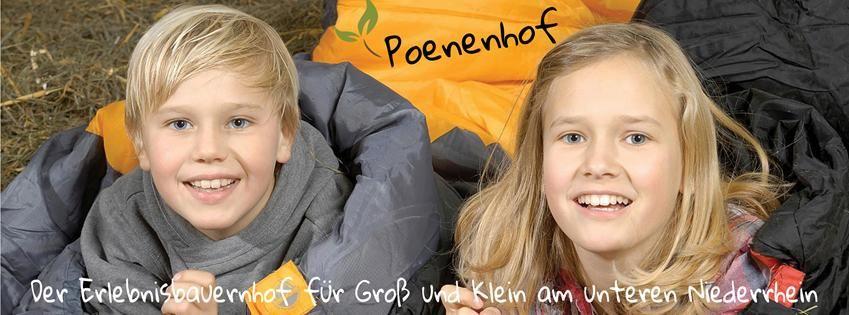 Unser Flyer | Poenenhof Uedem