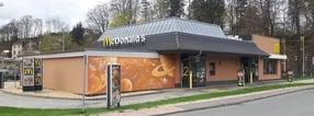 Impressum | McDonald's Auerbach