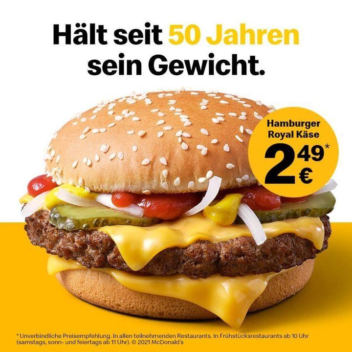 Aktuelles | McDonald's Auerbach