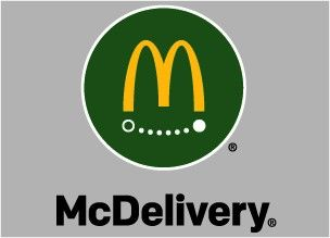 McDelivery – McDonald's Auerbach