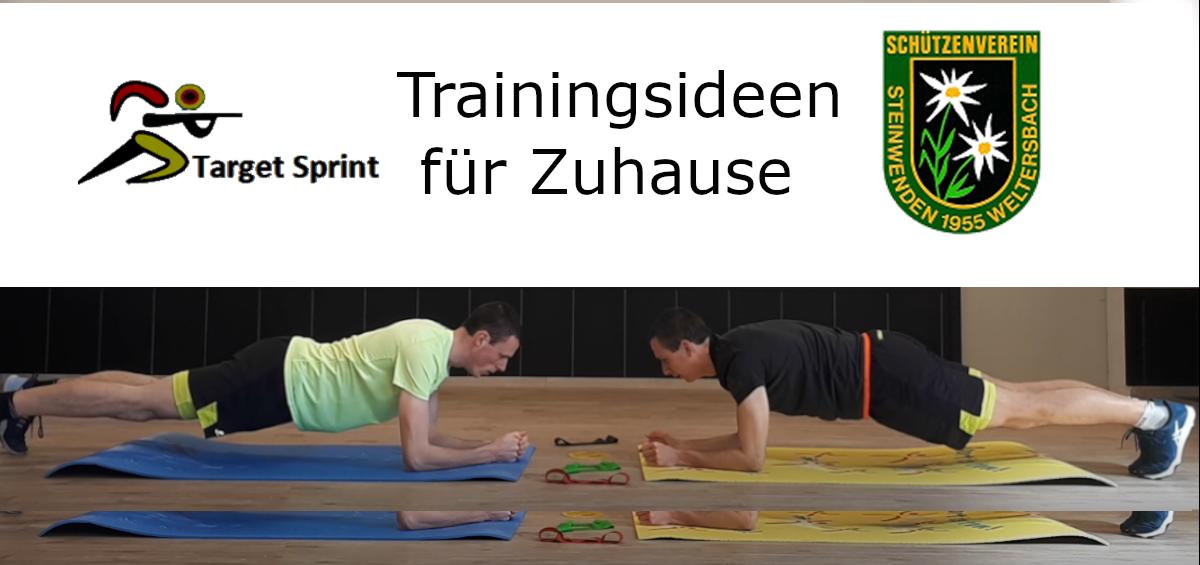 Training für Zuhause