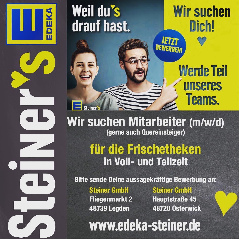 Aktuell | Steiner's EDEKA