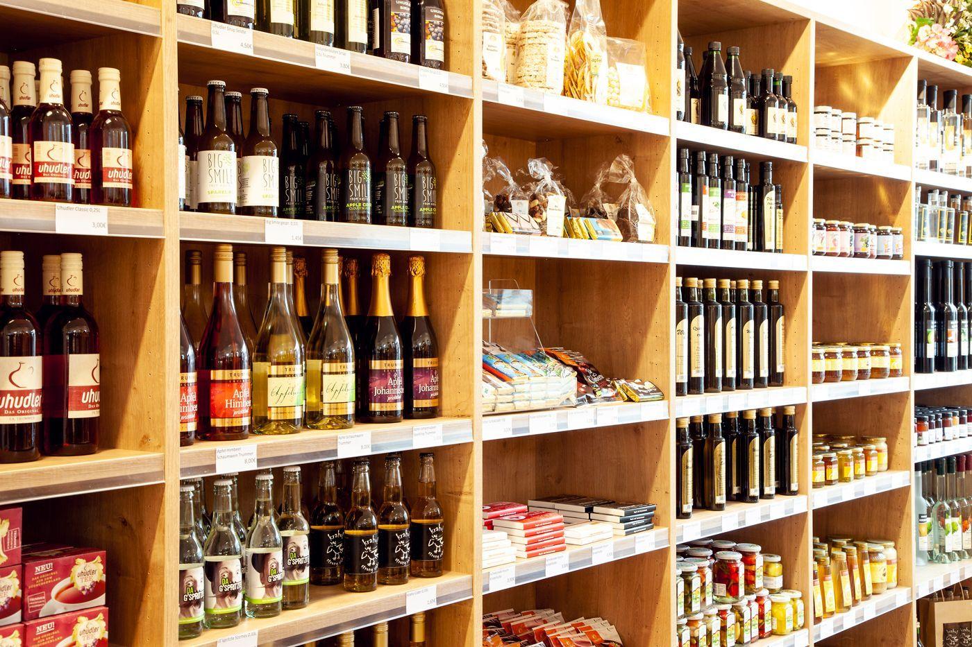 Regionsgreißlerei - Bauernladen - Bauernladen