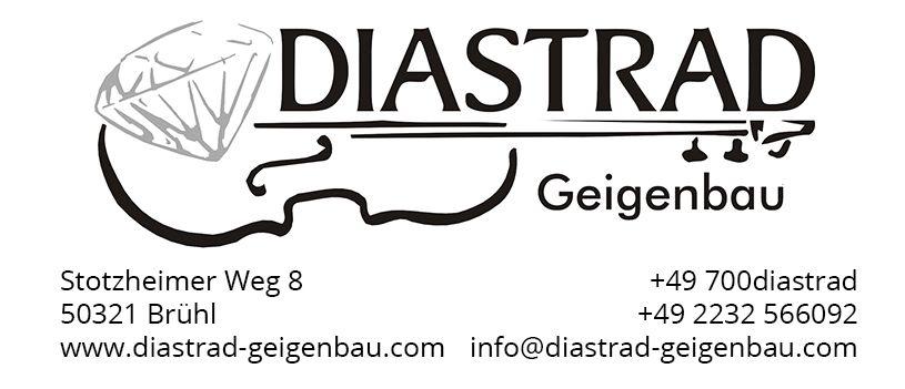 Öffnungszeiten von Diastrad Geigenbau - Kontakt