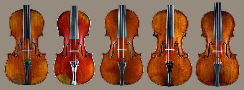 So klingen unsere Geigen