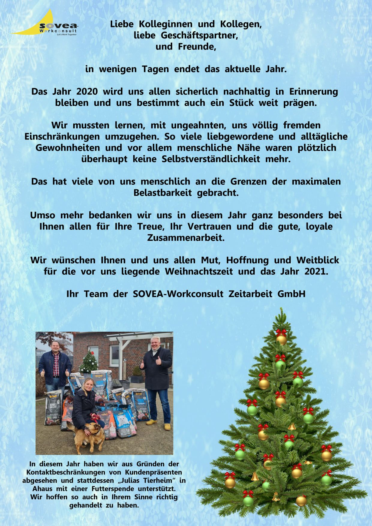 SOVEA Aktuell | SOVEA-Workconsult Zeitarbeit GmbH