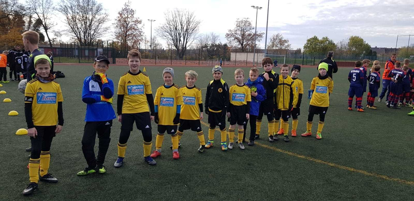 Spielberichte E-Jugend | FSV Oschatz e.V.