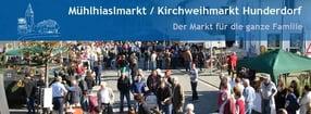 Wissenswertes zum Mühlhiasl   Mühlhiaslmarkt