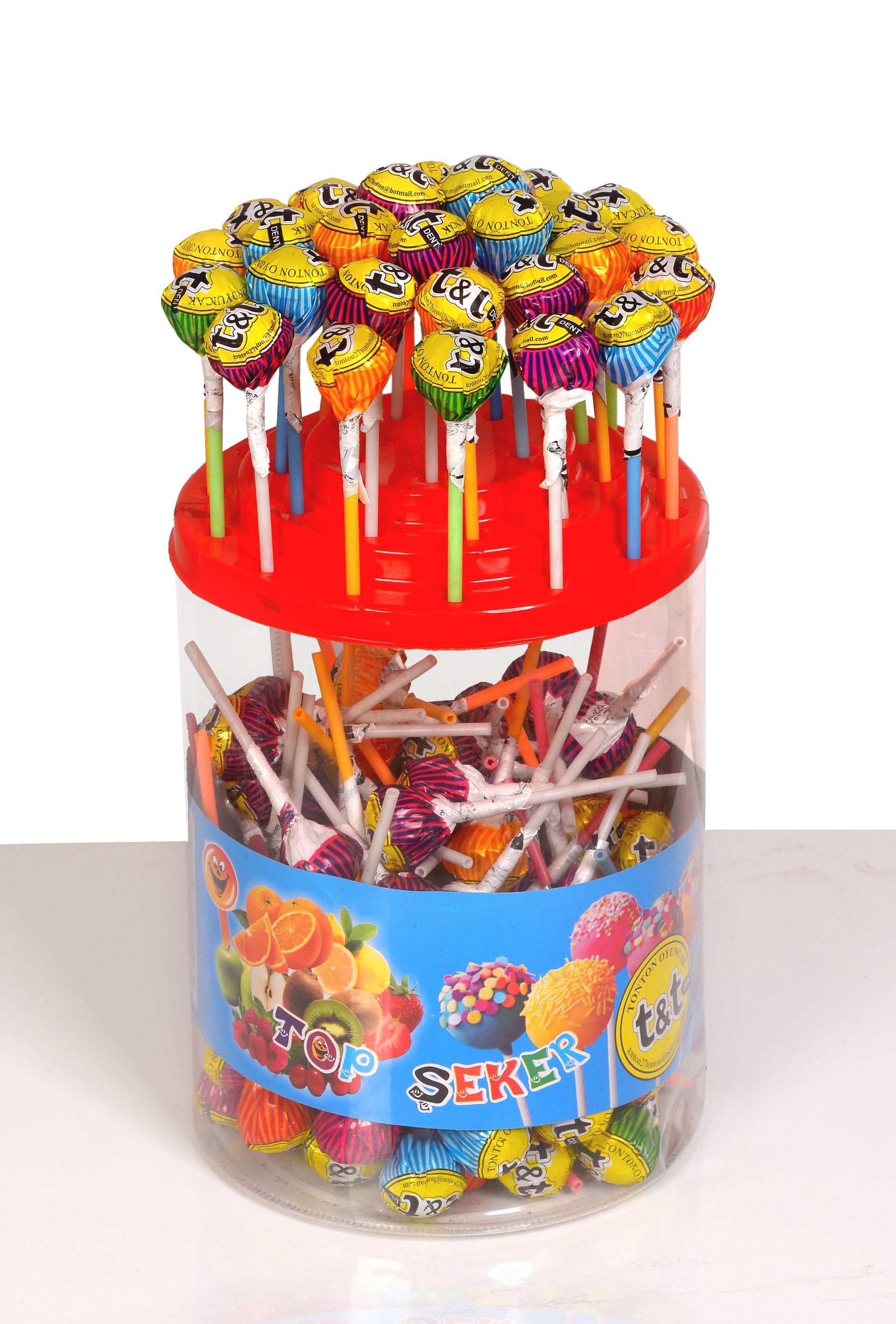 Lollies - Lollipop, Marshmallow | Eurofrucht
