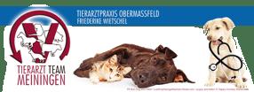 Anmelden | Tierarzt Team Meiningen Obermaßfeld