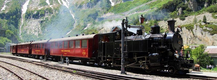 Mithilfe | Dampfbahn Furka-Bergstrecke