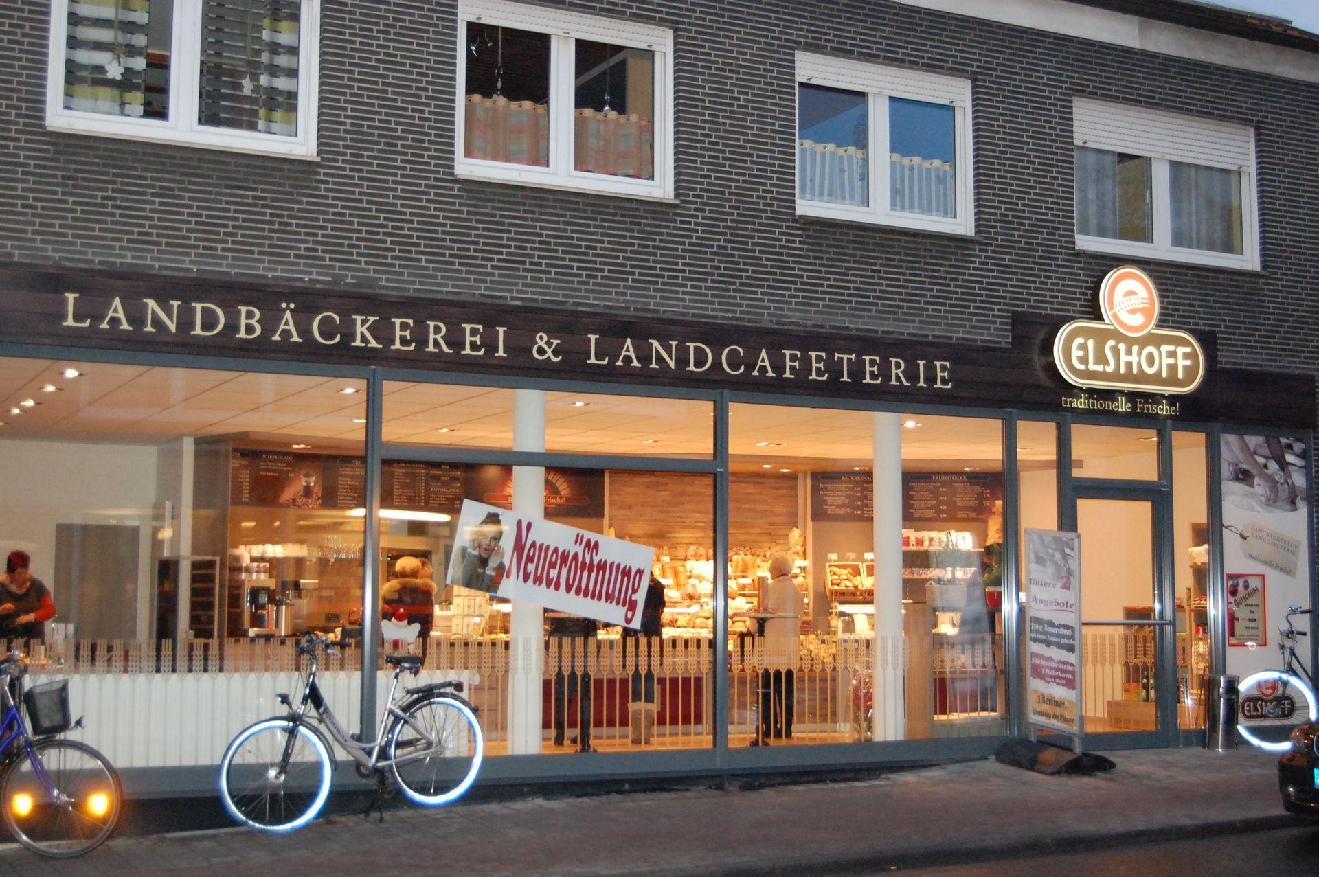 Bäckerei- Café in Steinfurt-Borghorst -