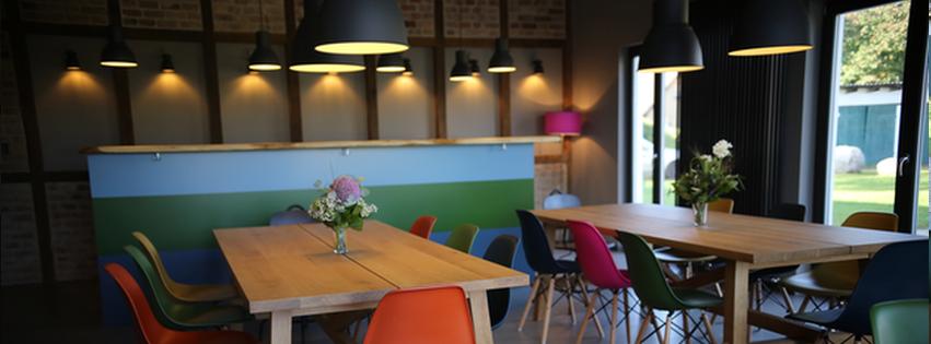 Genuss mit Stil- modernes Landhaus-Café in