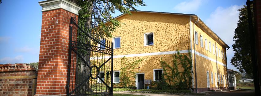 Das historische Gutshaus in Genshagen- Seminare