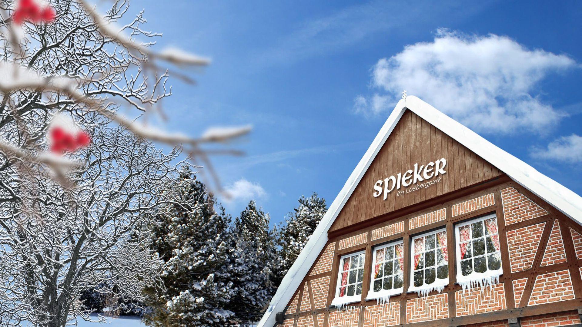 Willkommen im Winter | Spieker Stadtlohn