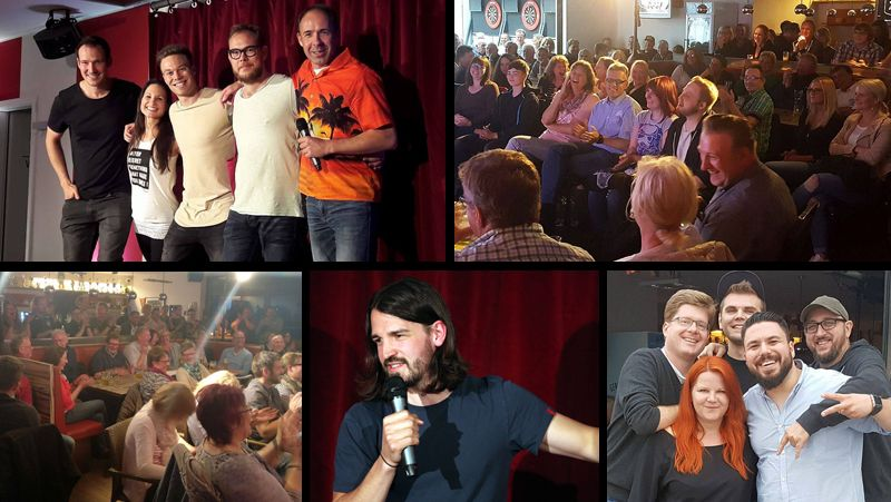 Soccerworld Steinfurt | Mixed Comedy Show