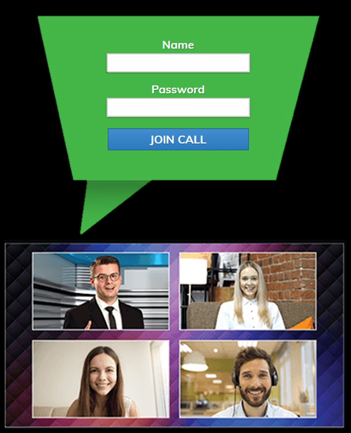 Video Call - Support | BAST.Systems