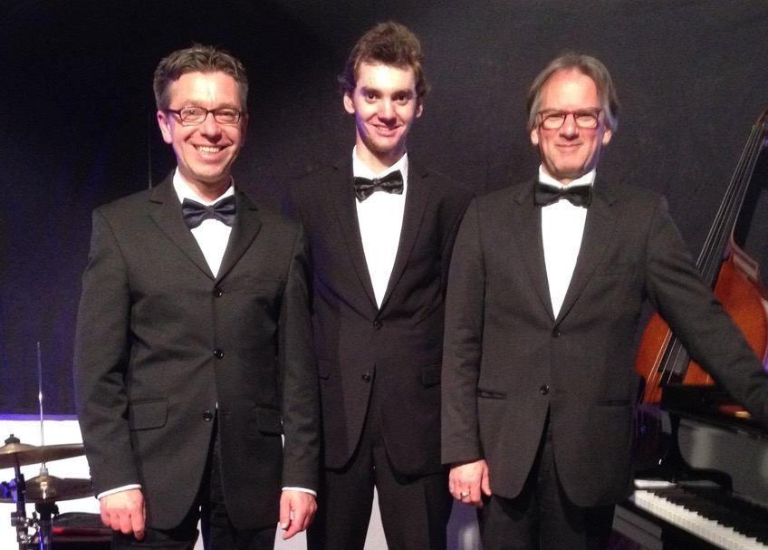 Michele Alberti Trio - Das Trio