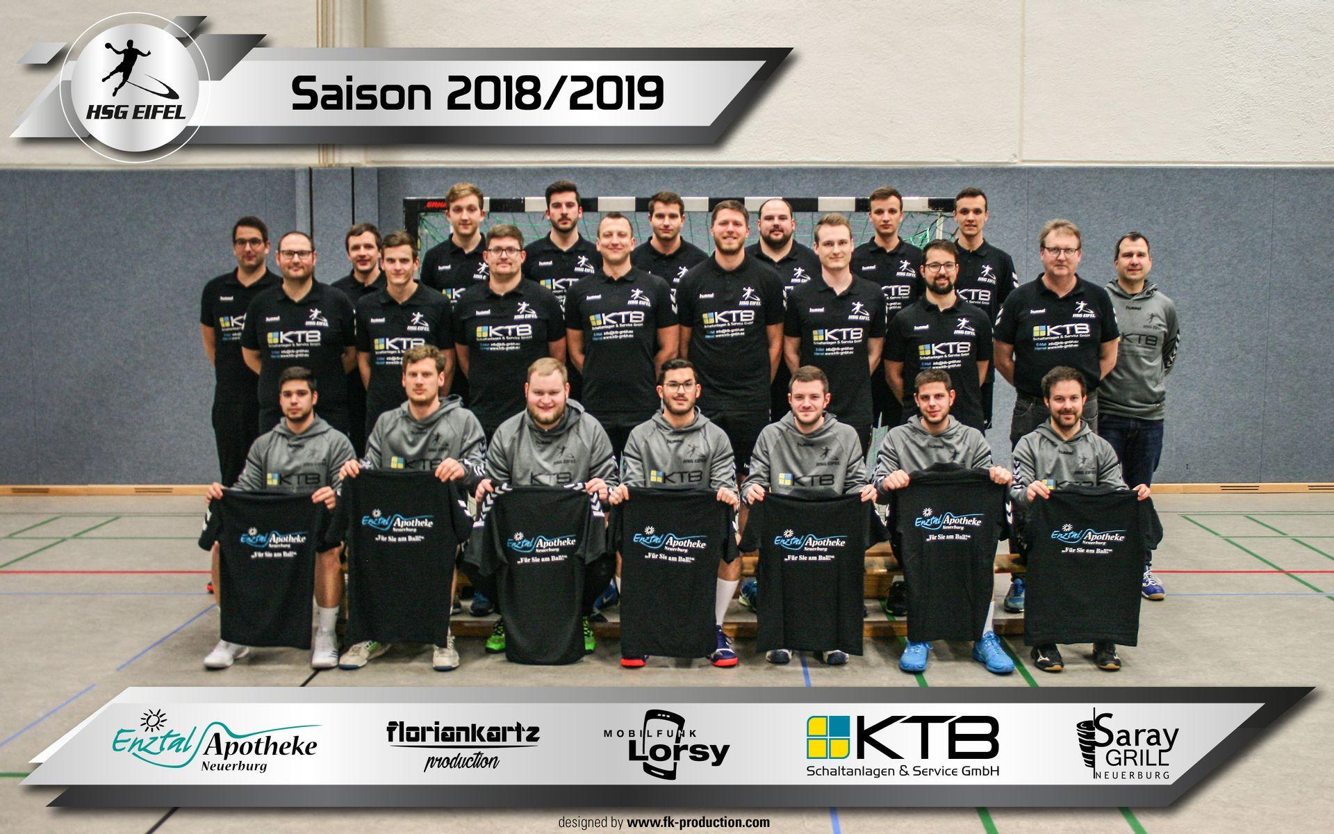 HSG Eifel - Herren - Saison 2021/2022   HSG Eifel