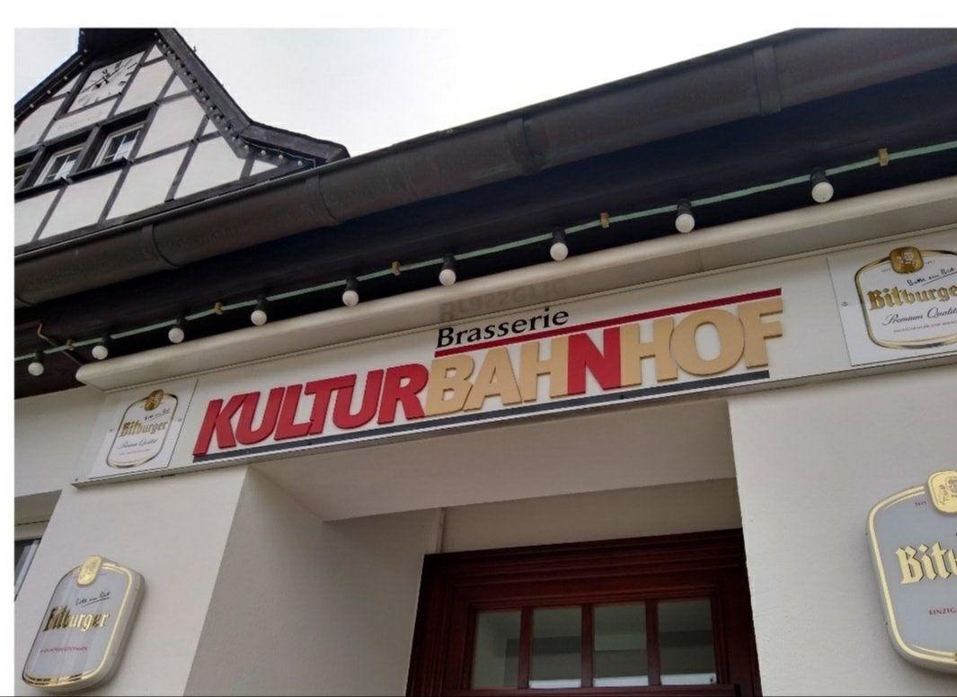 Aktuell | Restaurant Kulturbahnhof