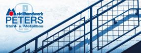 Sonderanfertigungen | PETERS Stahl- und Metallbau GmbH