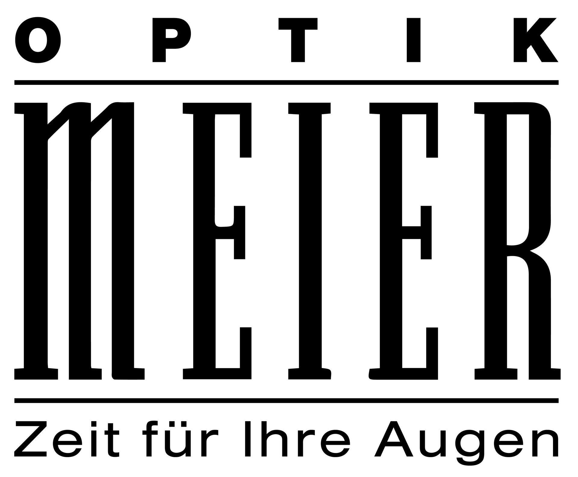 Herzlich Willkommen bei Optik Meier in Ingolstadt.